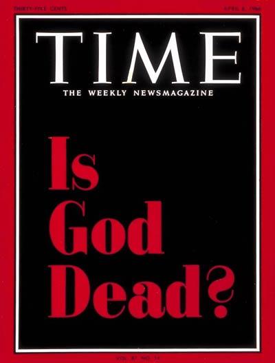 Is_God_Dead