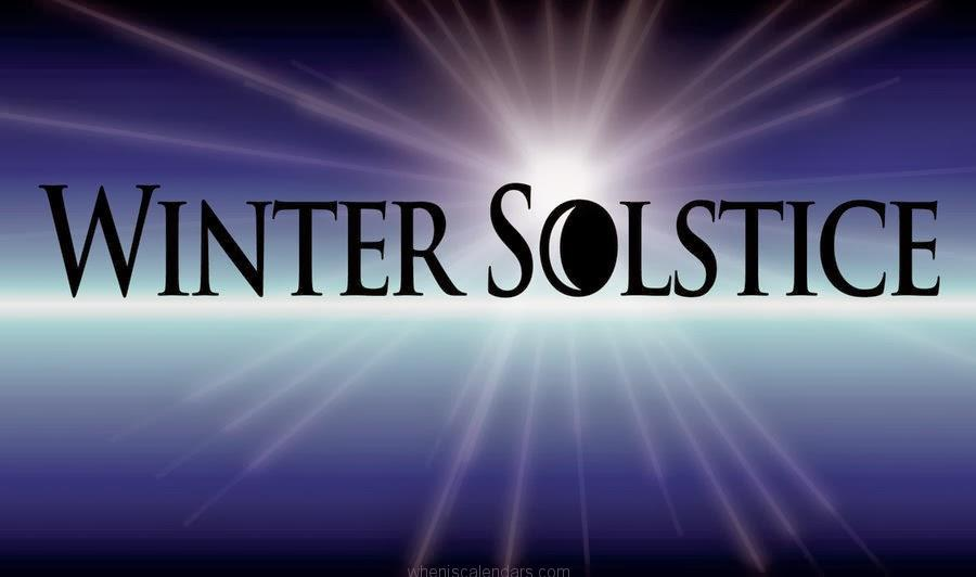 Happy winter solstice humanistic paganism for What day is the shortest day of the year